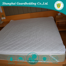 Soft Mattress Pad/Hotel Mattress Protector/Quilt Mattress Cover
