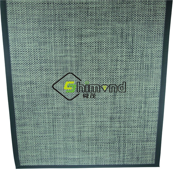 Non-slip MATS PVC composite materials, environmental protection to export the British market high quality door mat.