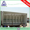 small mobile container house used for social housing project