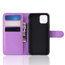 Wholesale PU Leather Mobile Accessories <strong>Case</strong> For iPhone 2019
