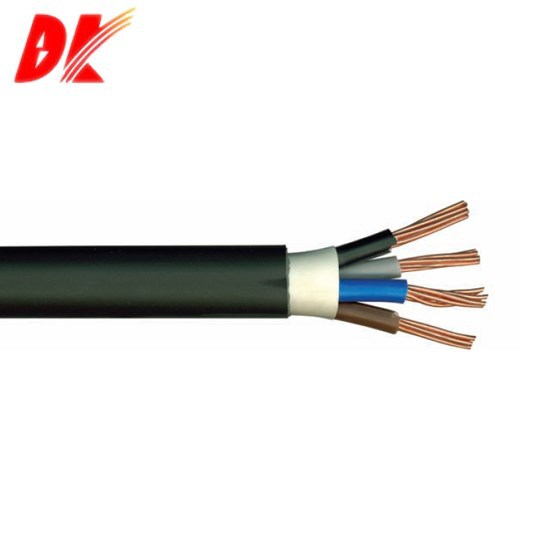 4 core 4mm pvc cable