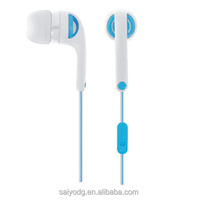 In-ear Earbuds with mic for smartphone
