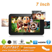 Android 4.2 A20 7 inch dual core ultra digital tablet