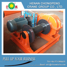 Mechanical equipment of electric winch / electric hoist / anchor windlass