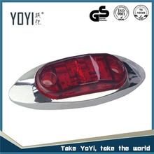 2.6' ' Amber Side Marker And Clearance Led Trailer Light