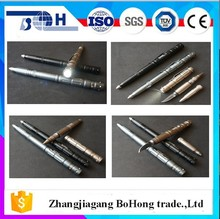 2016 hot selling tactial pen with tungsten steel from China
