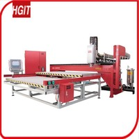 PU gasket sealant automatic spreading machine for electrial panel switchboard