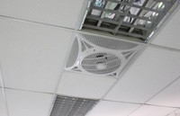 "World's First ""Slimmest"" Super Slim Energy Saving False Ceiling Fan"