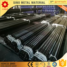 ms hollow tube dn50 sch40 seamless steel pipe