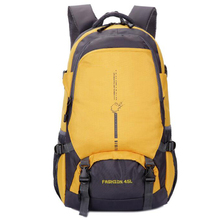 hot selling best design waterproof nylon outdoor travel camping hiking backpack