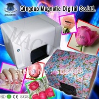 CE approved nail printer and flower for sale