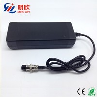 UK battery charger 4.2V 10A for foldable bike
