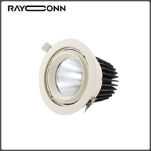 Wholesale 20W spotlight AC 220V 110V Aluminium Warm white Light bulb CE & RoHS COB LED spotlight Lamp