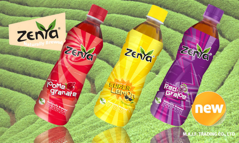 ZENYA Green Tea