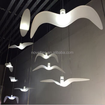 Hot Selling Modern Acrylic Pendant Lighting For Home Hotel Restaurant