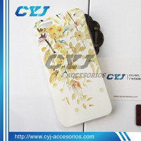 3D custom sublimation print phone case cover for htc desire 728