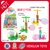 Candy Tire pump sweet toy, candy toy,candy plastic toy 8PCS/BOX