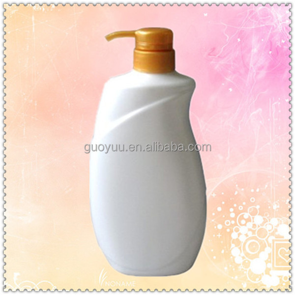Body Soap Foam White Plastic Pump Bottle 650ML