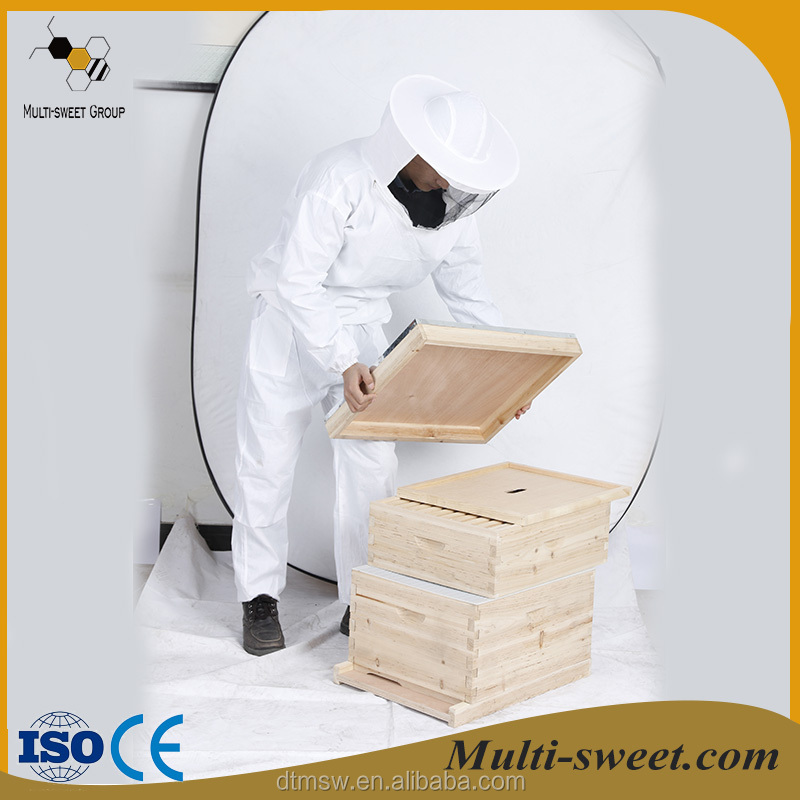 Top quality cotton Bee protection suit for beekeeper
