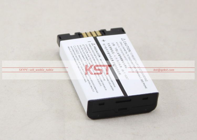 NNTN6923A NNTN4655B 1200mAh 1800mAh Li-ion battery for MTH800 Tetra Radio