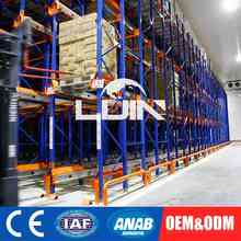 Best Quality Custom Fit Warehouse Pallet Storage Racking Tray Rack Trolley