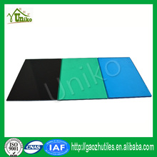 100% GE BAYER raw materials Excellent impact resistance clear solid polycarbonate sheets