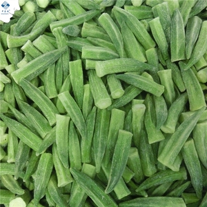 Chinese Bulk Good Quality Cheap Iqf Frozen Okra