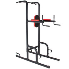 Fitness Workout Dipping Station Push Up Bar Multi Functional Power Tower