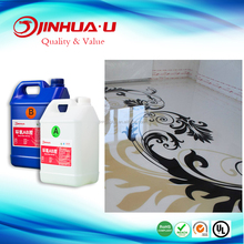 Crystal Clear Resin For Epoxy Resin Floor 3D