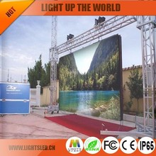p5 high quality led display for wholesale Hot Sale Product Large Stadium Clock LED Display TV Screen
