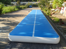 Heavy duty inflatable floating mattress/ square air track
