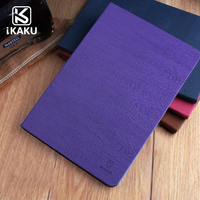 High quality simple design dull surface 9.7inch tablet case velcro universal case for ipad6