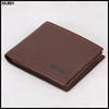 Top quality leather fashion wallet/full grain leather wallet/genuine leather wallet
