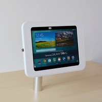 Tablet Security Stand TE210-75 Desk Type/ Tablet Security Kiosk/ Tablet Security Enclosure