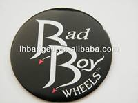 wheel center cap, metal sticker, AUTO hub cap
