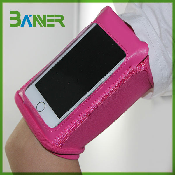 Brand New Design Spandex armband for iphone 6