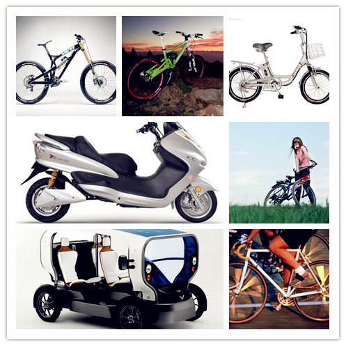 DM-260 motor Part 2000w electric bicycle kit