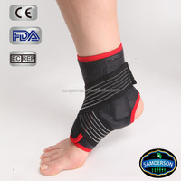 China Supplier Multidirectional Elastic Sibote Ankle Support