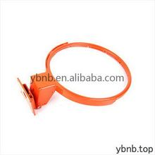 OEM hotsell square plastic basketball ring