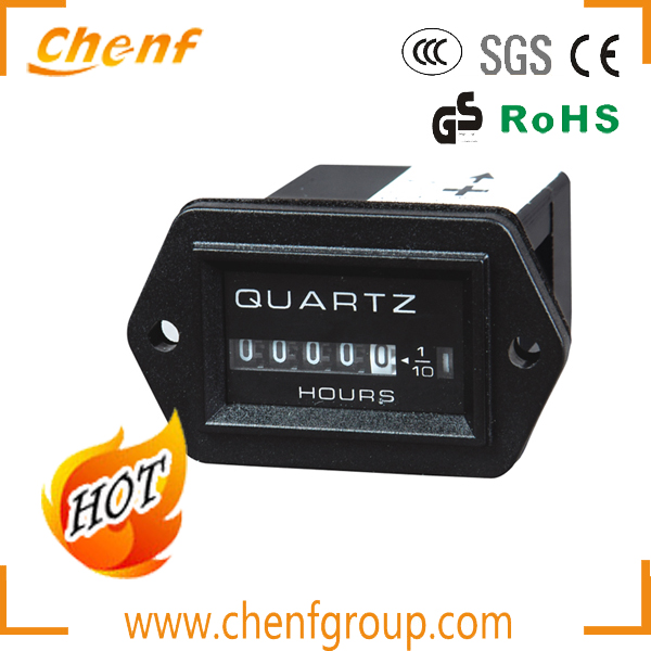 Newest 5 Digits Digital Hour Running Meter / Timer with High Quality