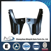 Car parts Car fender Rear Inner fender 2 PCS/SET