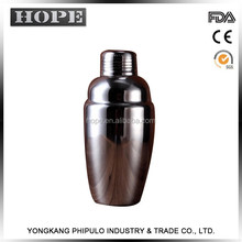 HOPE FDA Approved 304 stainless steel kitchen grade material unique hip flask