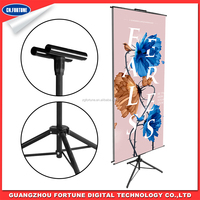Outdoor advertising Tripod picture hanging stand tripod banner stand