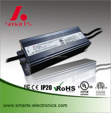 CE ETL FCC listed 80w 24v 0-10v/pwm dimmable led driver for led strip light
