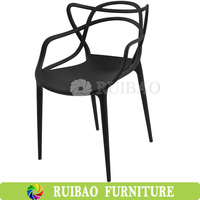 Wholesale High Quality New Arrival Commercial Cheap Plastic Stacking Chairs