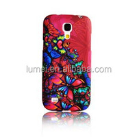 Printed Silicone Rubber Gel Case Cover for Samsung Galaxy S4