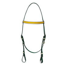 Wholesale Hot Design Horse Pvc Racing Bridle With Metal Fittings