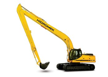 34 tons Long reach type Crawler excavator