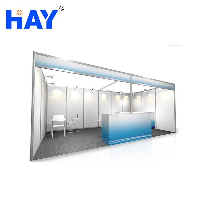 Aluminum 3x6 Exibition Booth Stand