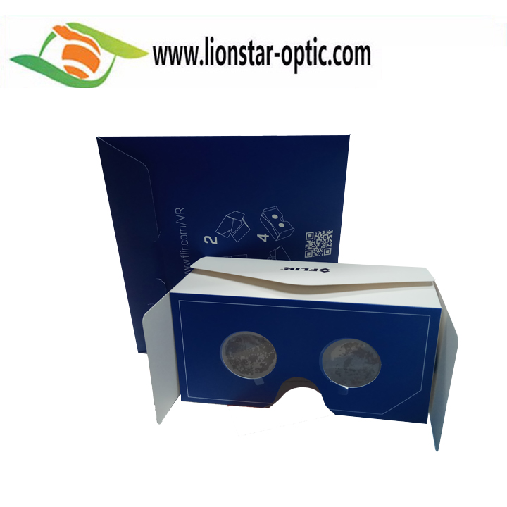 90%-95% DISCOUNT Popular OEM Design Cardboard 3D Google Virtual Reality Kit